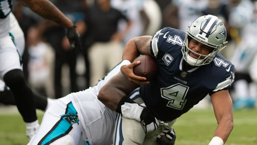 Stats and Notes  Panthers defense corrals Cowboys bee57418e