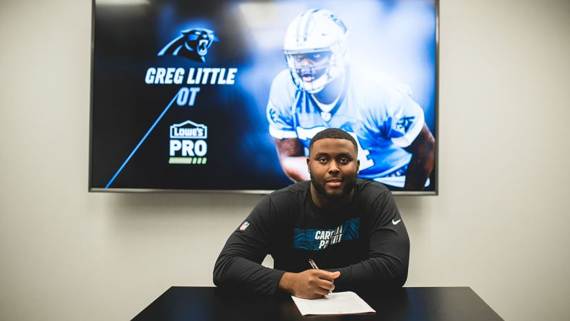 Panthers Transactions | Carolina Panthers  for sale