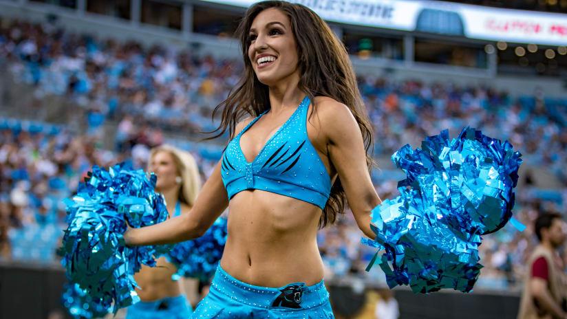 Panthers cheerleaders Nude Photos 69
