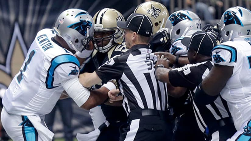 In the NFL, division games are unrivaled