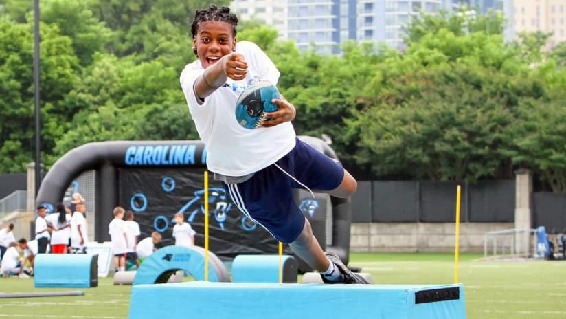 Youth Development | Carolina Panthers - Panthers com