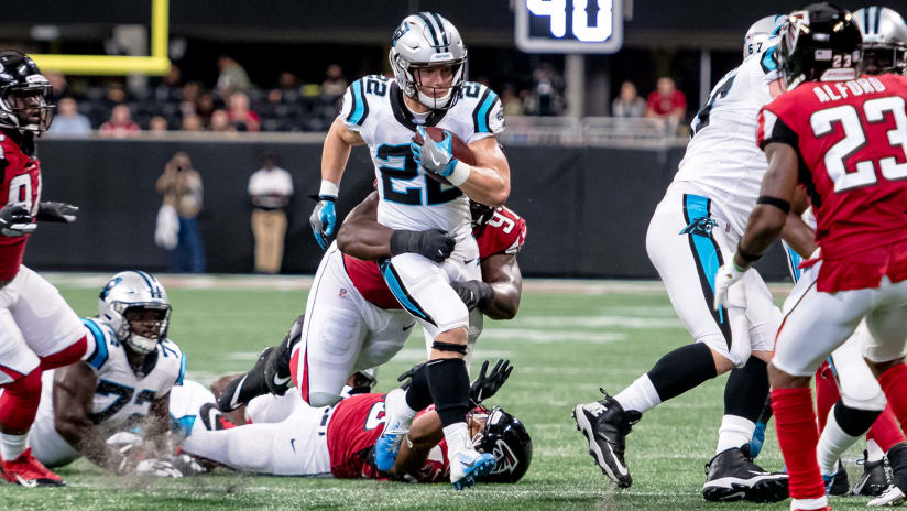 Stats And Notes Mccaffrey Ties Franchise Mark