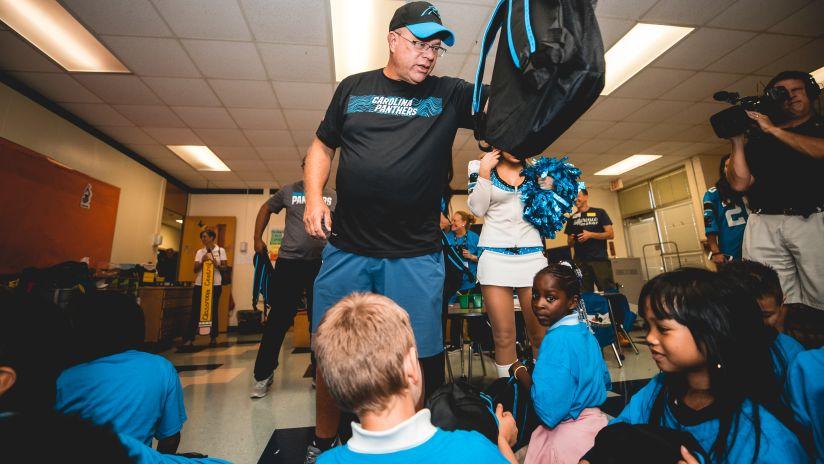 Community Photos | Carolina Panthers - Panthers com