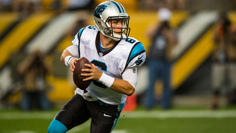 2a79e8785f86 CHARLOTTE – Familiarity with Norv Turner s offense was a big boost for  Taylor Heinicke