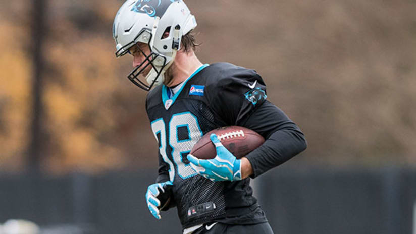 best service 8dee2 dbc36 Greg Olsen returns without limitations