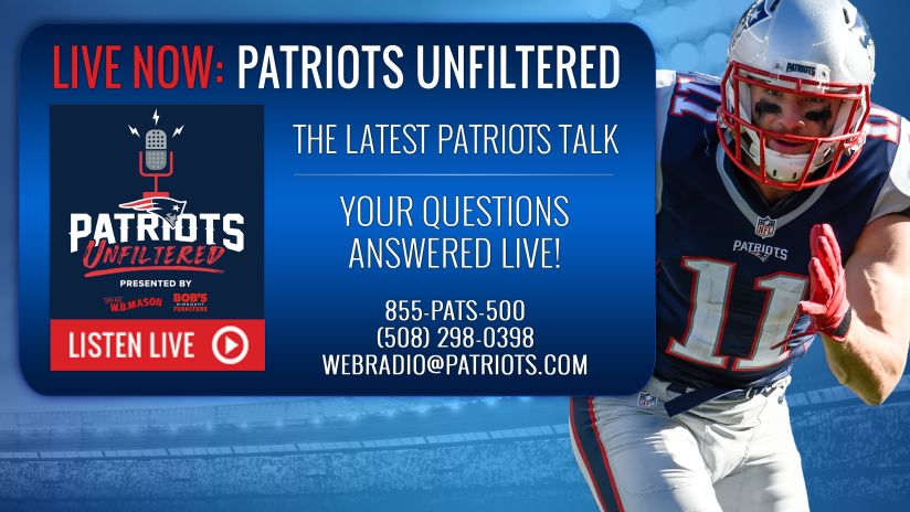 dded5c612 Official website of the New England Patriots