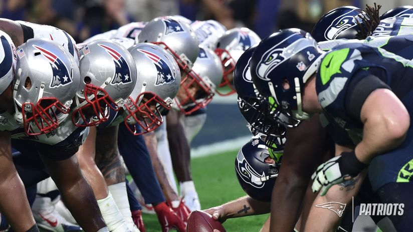 Game Coverage: New England Patriots at Seattle Seahawks