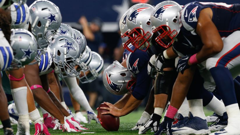 Nfl Week 12 Game Preview Dallas Cowboys At New England Patriots