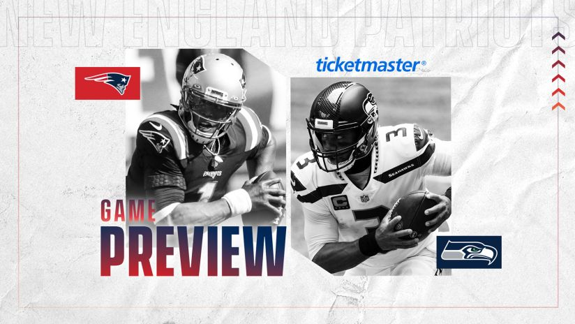 NFL Week 2: Game Preview: New England Patriots at Seattle Seahawks