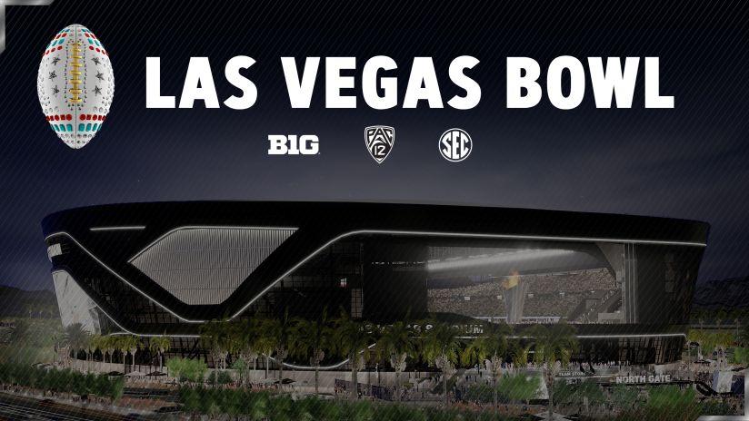 Mitsubishi Motors Las Vegas Bowl Joins Forces With Sec Big Ten And