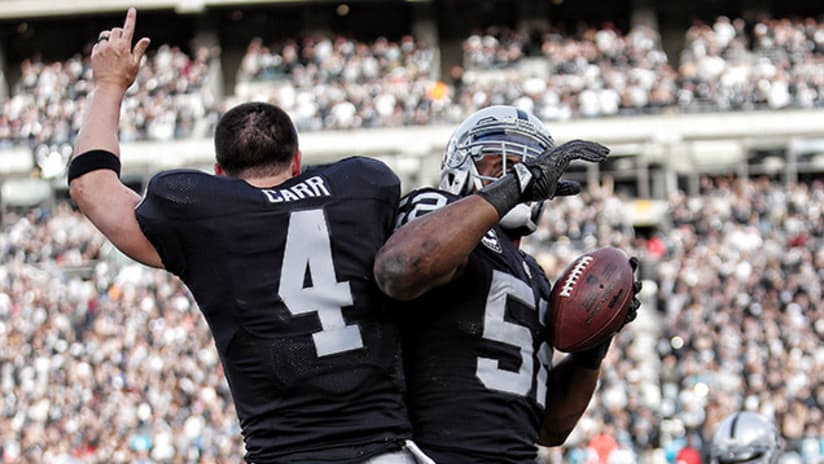 d815c147d What They Are Saying  Reactions To Raiders League-Leading Seven Pro Bowl  Selections