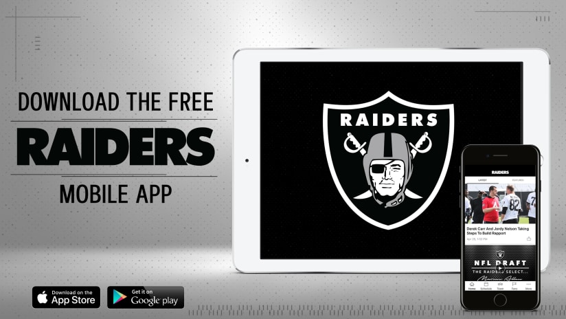 Official Raiders Mobile App 91b545ce1
