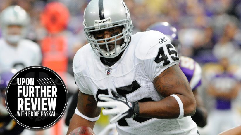 Marcel Reece - All-Time Roster - History | Raiders.com