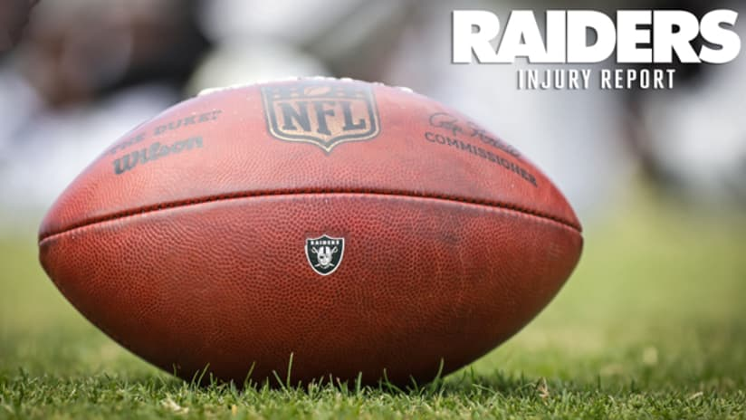 Oakland Raiders Week 7 Injury Report  Conley And Newhouse Out Against Chiefs.  101617-IR-cp.jpg c0eb1334e