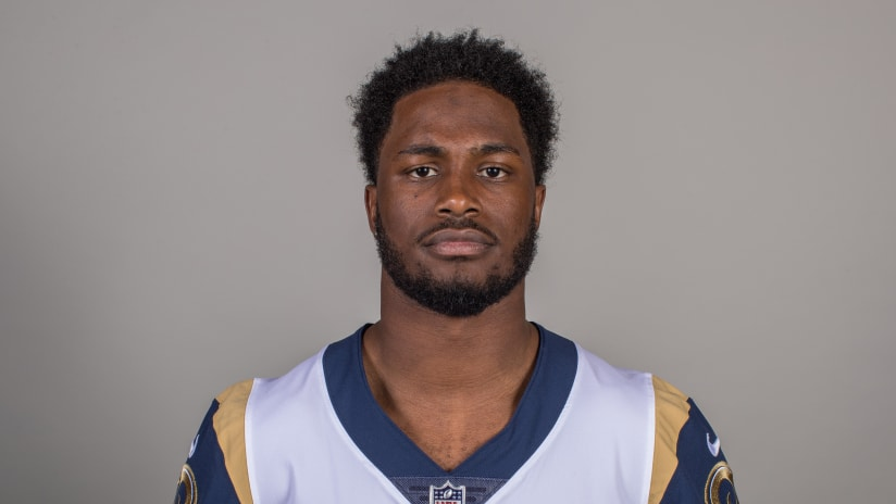 Headshot of Safety (24) Blake Countess of the Los Angeles Rams aa3c32dc6