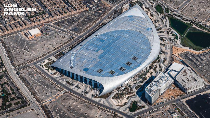 Sofi Stadium Los Angeles Rams Therams Com