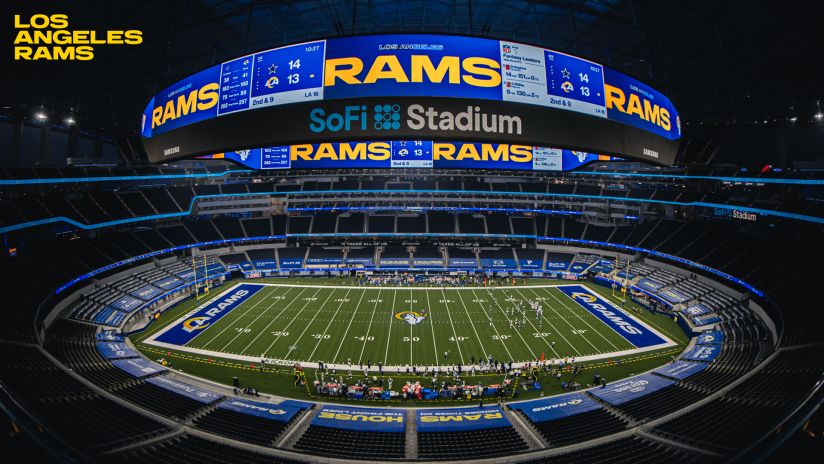 Sofi Stadium News Los Angeles Rams Therams Com