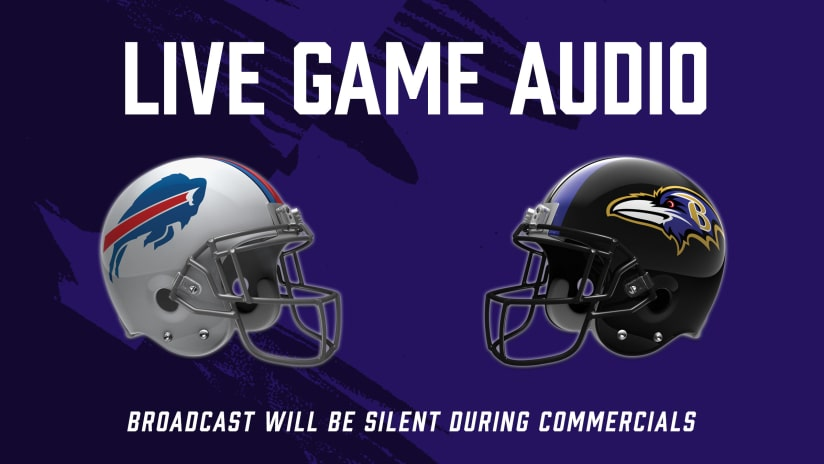 Live Ravens Vs Bills Broadcast 2021