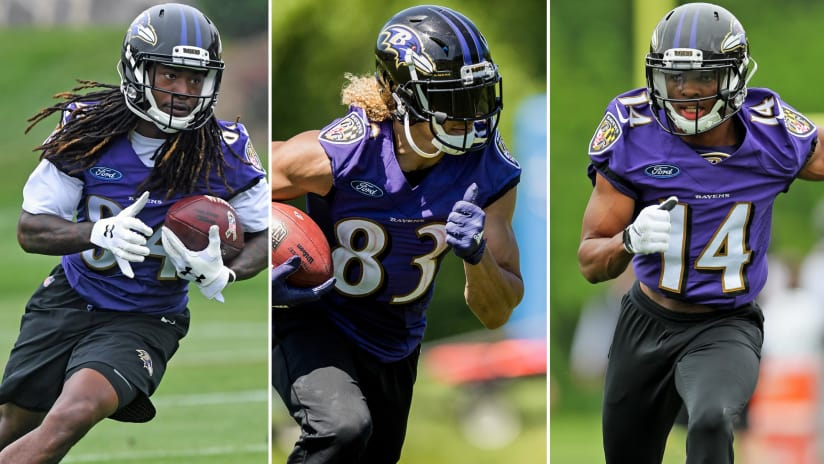 Willie Snead IV Could Be Answer as Ravens Punt Returner