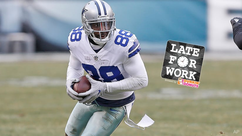 da4c354f728 Late for Work 8 2  Ravens Still Perceived Favorites to Sign Dez Bryant