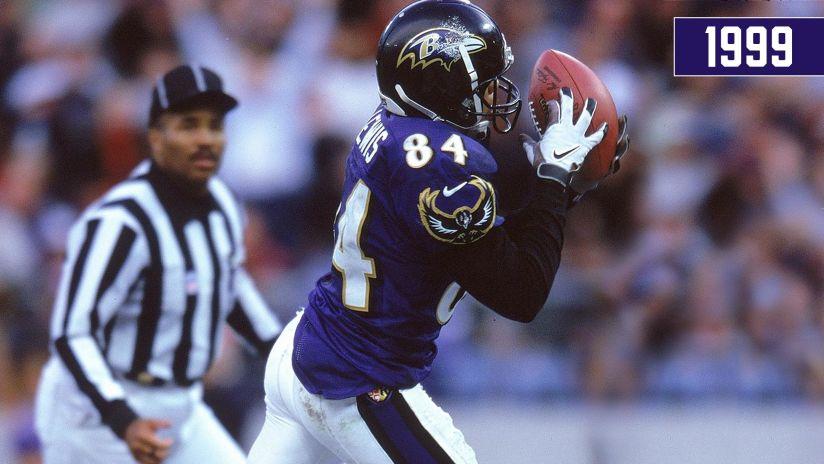 Ravens Evolution Of The Uniform Baltimore Ravens Baltimoreravens Com