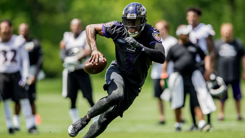 523aa428c92 Robert Griffin III Is Making a Great Impression on Ravens' John Harbaugh