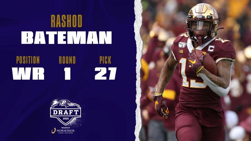 Ravens 2021 NFL Draft Central | baltimoreravens.com