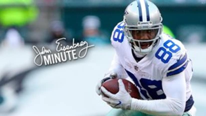 Eisenberg Minute Ravens Should Go After Dez Bryant