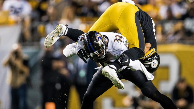 b7a29ffccdf James Connor or Le Veon Bell  It May Not Matter Who Ravens Face