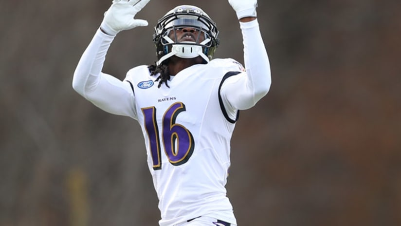 Ravens Activate Wide Receiver Quincy Adeboyejo to 53-Man Roster