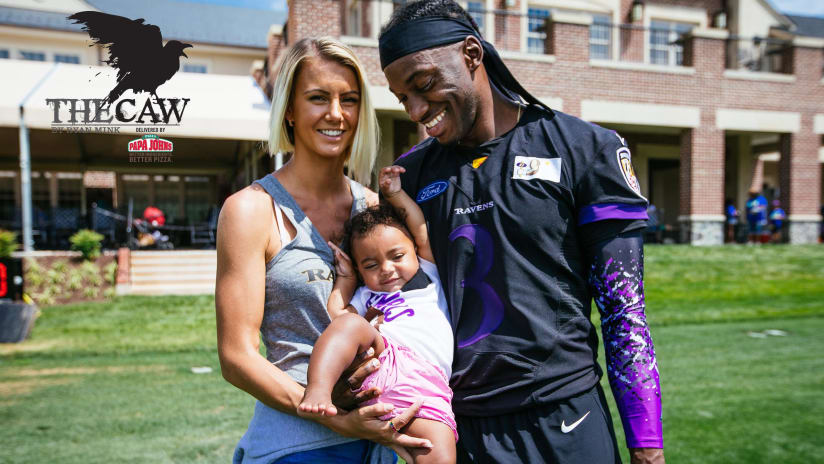9180e86f6 The Caw  Robert Griffin III s Family Is Totally Adorbs