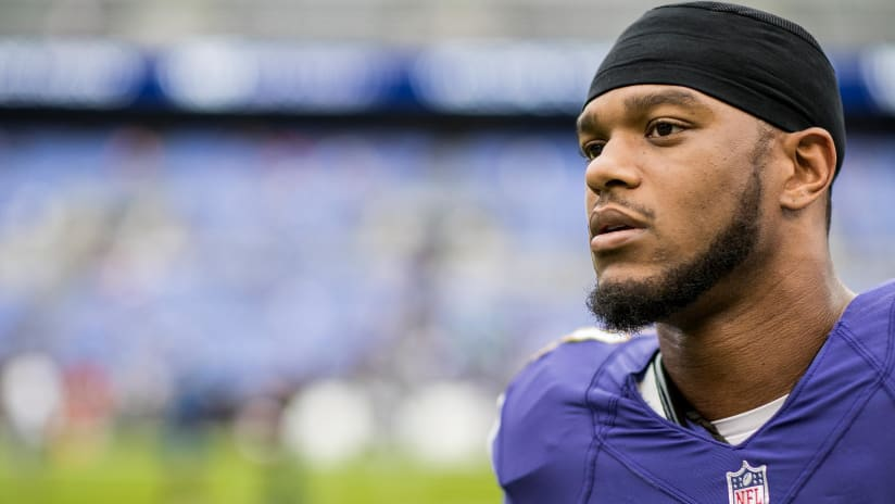 20f62ae5b54 Ravens starting cornerback Jimmy Smith has been suspended for four games  for violating the NFL s Personal Conduct Policy