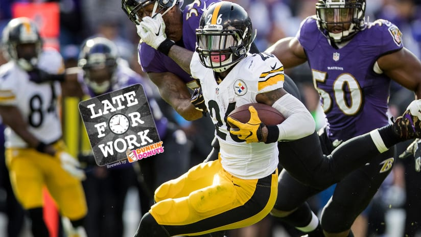 Could Ravens Make A Play For Leveon Bell