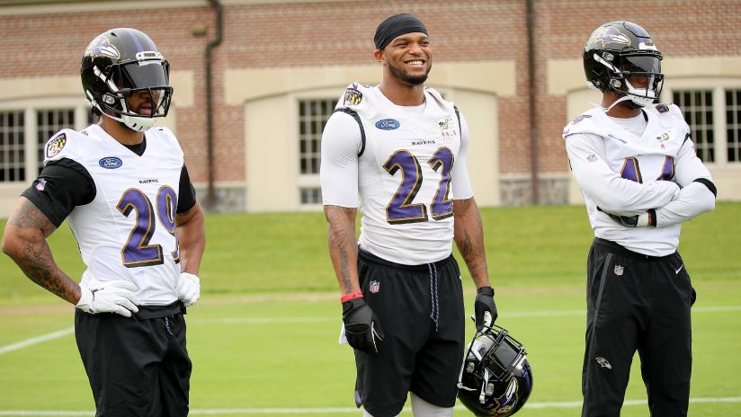 3b5cc3628 Ravens Will Lean Heavily on a Secondary That Expects to Be NFL's Best