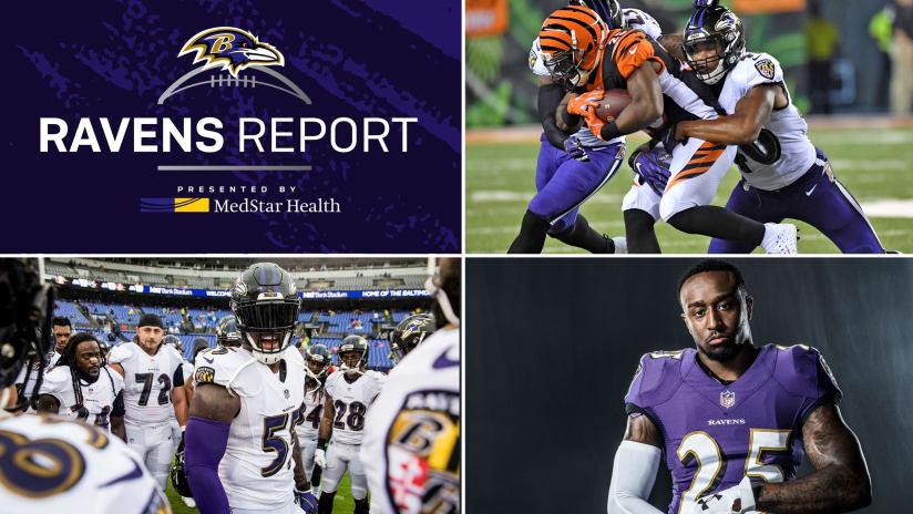 Baltimore Ravens 2018 Week 1