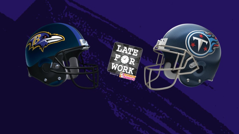f4ac7746329 Late for Work 10/12: Predictions for Ravens vs. Titans