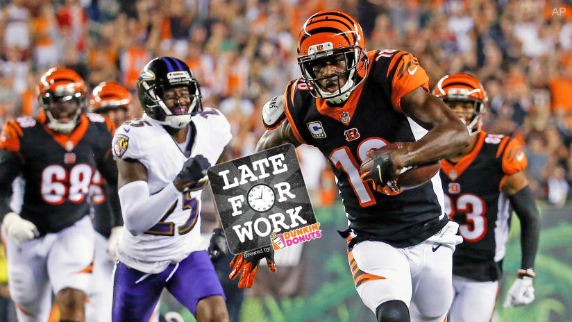 Late for Work 9 14  Dissecting the Ravens  First Loss of the Season 1464e9dd4
