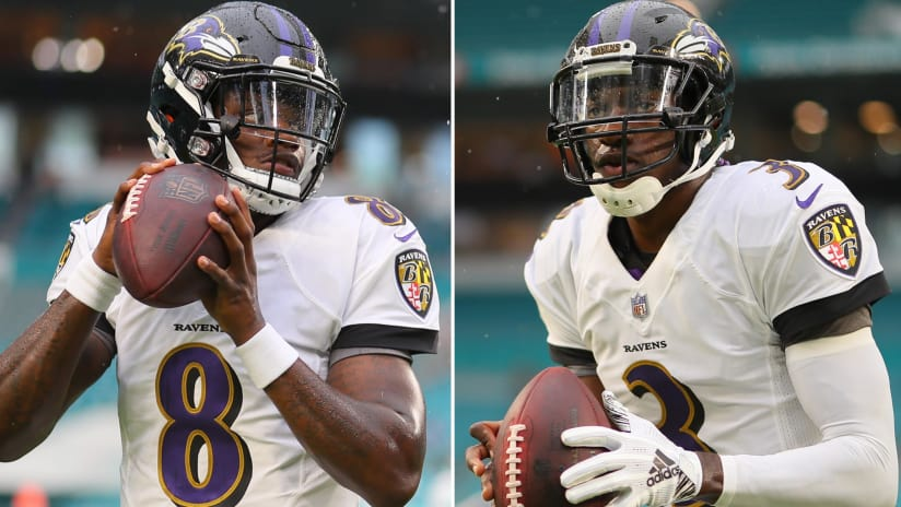 93fa2a0f Lamar Jackson's Breakout Night Could Make It Harder for Robert Griffin III