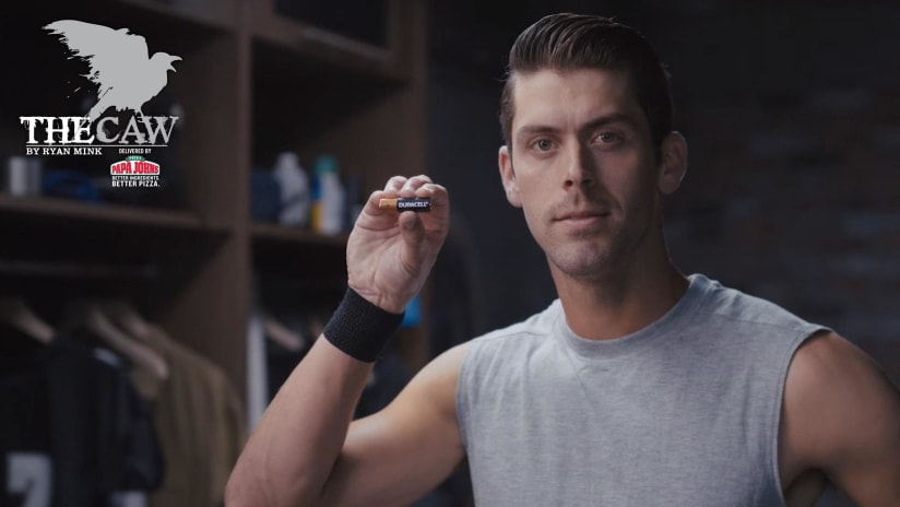 The Caw Justin Tucker S Duracell Commercial For Fantasy Football Owners