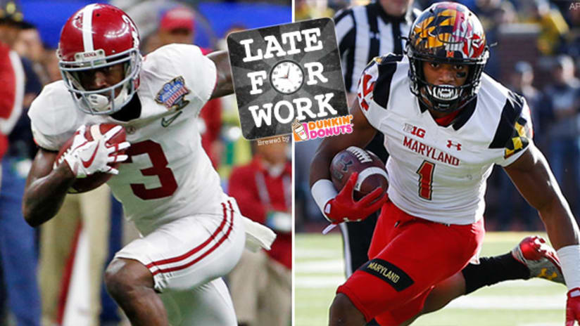 3c580a95d Late for Work 3 9  Who Is the Better Receiver  Calvin Ridley or D.J. Moore