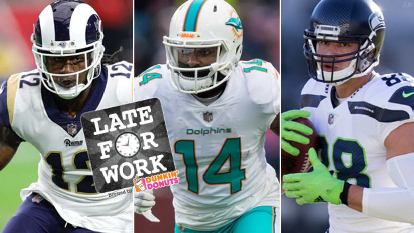 Late for Work 2 6  Have Ravens Already Targeted Their  Splash  Free Agent   Who Could It Be  ba8563253