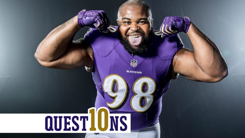 10 Questions With Brandon Williams