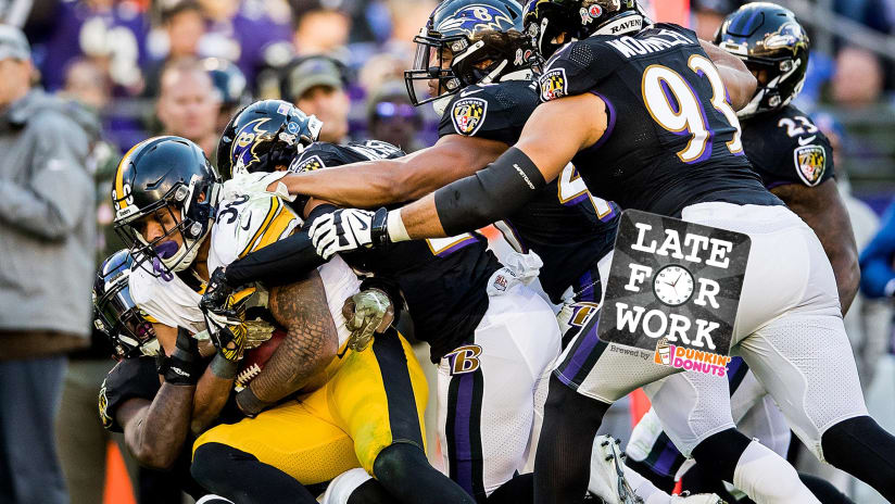Late for Work 11 6  Is Ravens Defense Good Enough  And in 2018 ce70483de