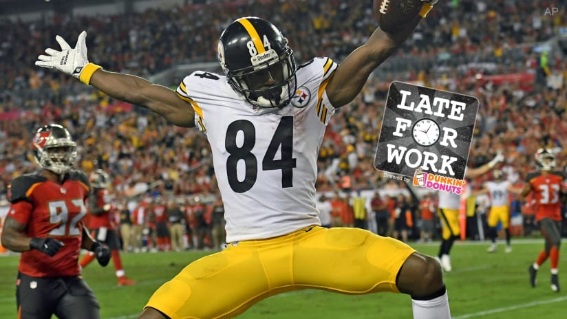 6ffb40741c2 Late for Work 9 25  Steelers  Win Raises the Stakes for Sunday ...