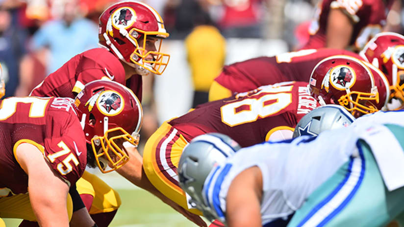 e727217d2 After receiving the franchise tag earlier this year, Washington Redskins  quarterback Kirk Cousins will play the 2017 season under the one-year deal.
