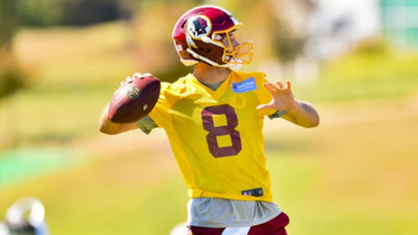 Redskins  All Fired Up  For Sunday s Face Off With Giants 1d98b5096