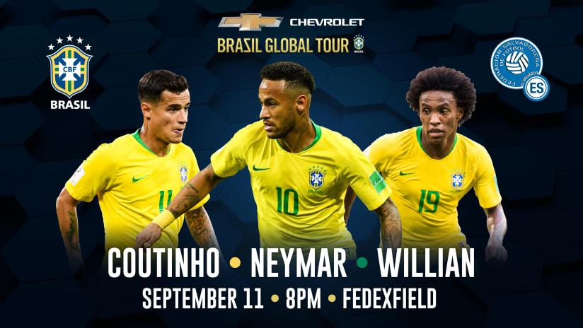 البرازيل والسلفادور بث مباشر