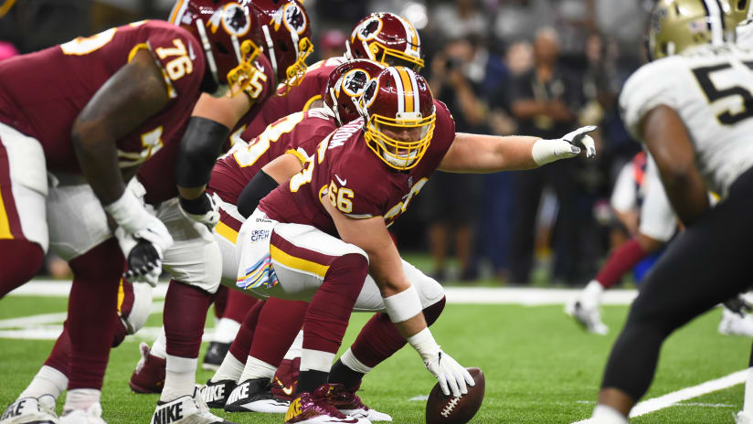 Redskins Fall To The Saints In Monday Night Matchup fda540931