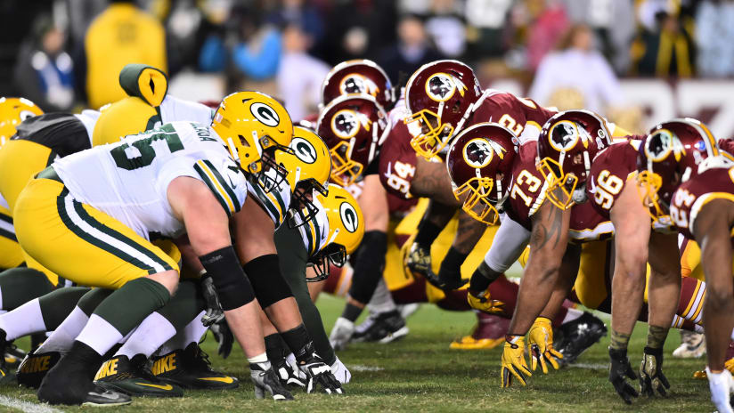 Image result for redskins packers
