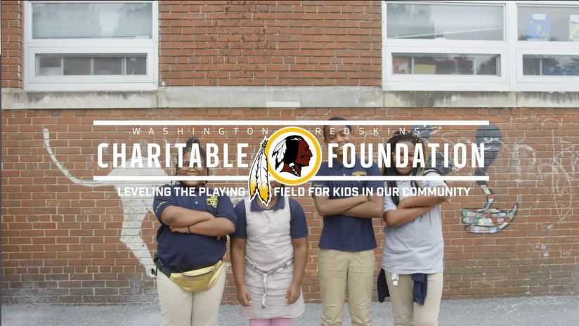 Discount Washington Redskins Charitable Foundation 2018 Recap  for sale